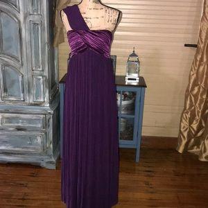 NWT Beautiful purple formal dress